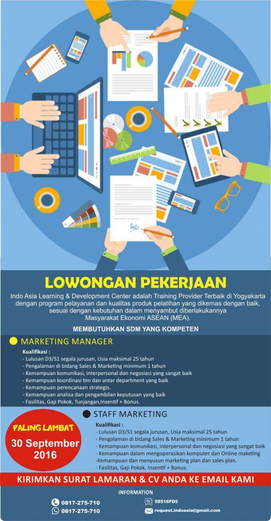 iklan marketing indoasia
